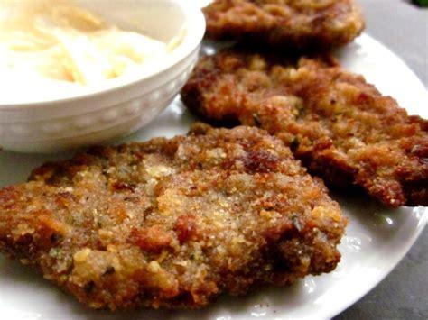 Beef Schnitzel Recipe