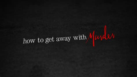 'how To Get Away With Murder' Murder She Suspects [review