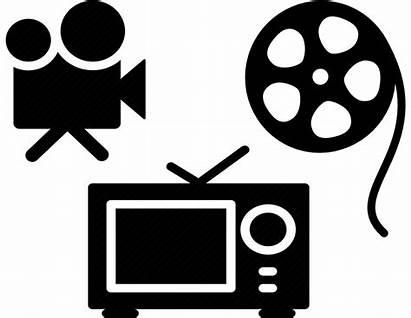 Tv Film Clipart Transparent Camera Production Films