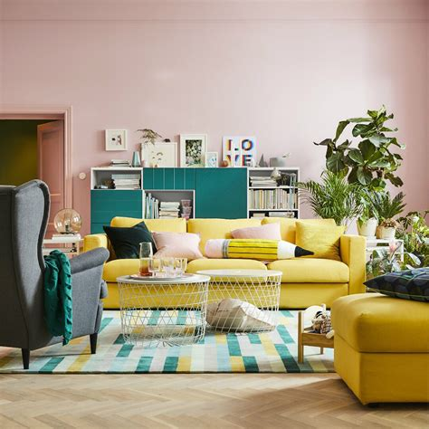 The Best Pieces From The New Ikea Catalog  The Everygirl