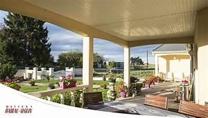 Maison En L Moderne : maison moderne avec plan en u ~ Melissatoandfro.com Idées de Décoration