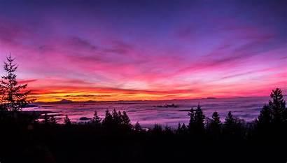 Sunset Landscape Bright Wallpapers 4k Pexels 5k