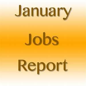January 2012 Jobs Report