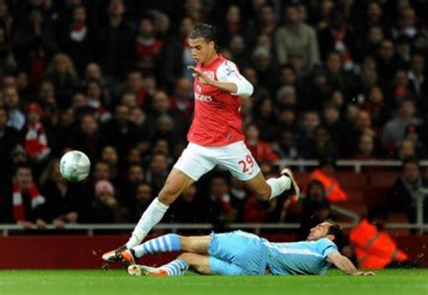 Soccer – Carling Cup – Quarter Final – Arsenal v ...