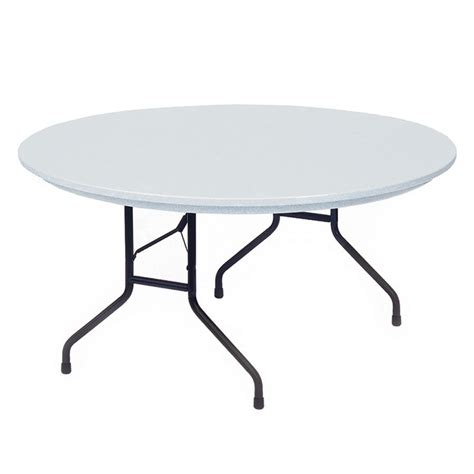 """Correll Rx60r 60"""" Round Gray Plastic Tamperresistant. Front Desk Assistant. Hon 4 Drawer File Cabinet Lock. Tree Trunk Dining Table. White Oval Table. Dark Brown Dining Table. Used Bar Pool Tables. Step2 Write Desk. Built In Corner Desk Plans"""