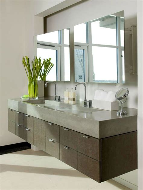 Modern Bathroom Counter Designs by Bathroom Vanity Designs Bathsilove Floating