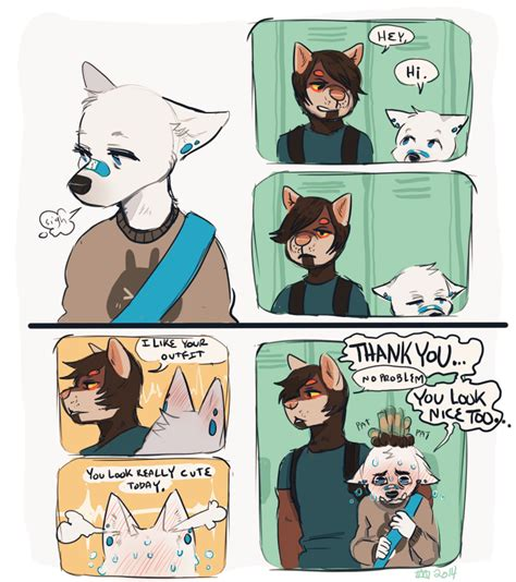 Wholesome Furry Comic. Sometimes You Just Want To Be A