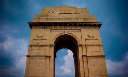 India Gate Northern Tour Cultures Vibrant Scenic