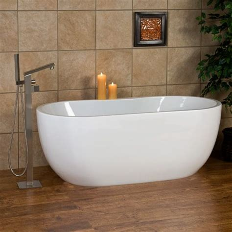 Acrylic Tubs For Sale by 65 Quot Boyce Freestanding Acrylic Tub 1249 95 With Of And