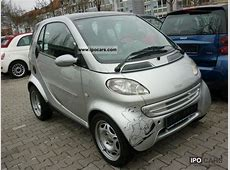 2001 Smart ForTwo Passion Coupe Car Photo and Specs