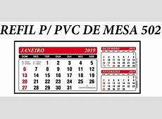 Refil PVC Mesa 4,8x11,5