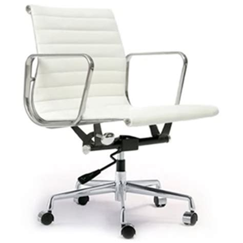 replica white eames 319b modern designer leather office