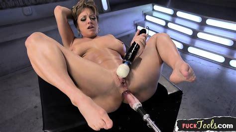Hugetits Milf Dildo Stuffed By Sex Machine Eporner