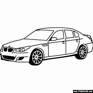 free online coloring pages thecolor With bmw e39 m5