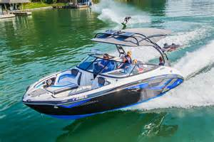 Yamaha Jet Boat Reviews 2016 by Yamaha Introduces 2016 Boats Highlighted By All New