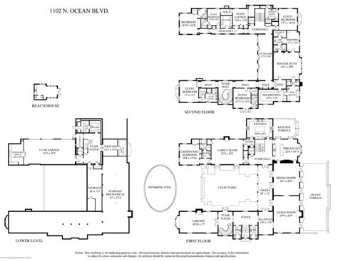 floor plans for mansions newly listed 32 million georgian style mansion in palm