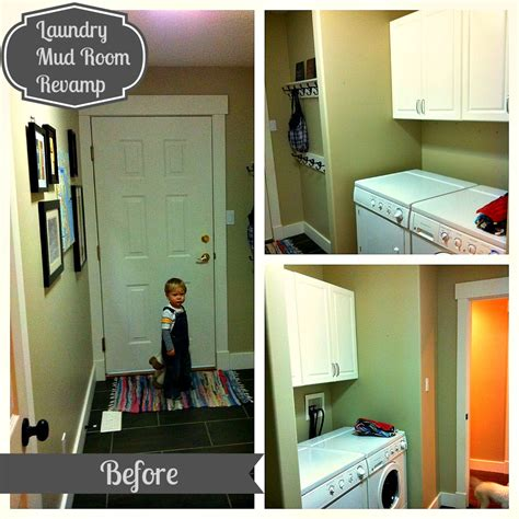 Living Room Makeovers Pinterest by A Very Revealing Look At Our Laundry Mud Room Revamp The