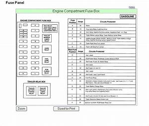29 2005 Ford F250 Fuse Box Diagram