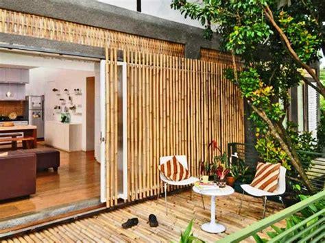 desain  harga pagar bambu minimalis termasuk pagar