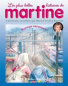 Tome 11 : Bonnes vacances ! (Livre + CD) - Martine