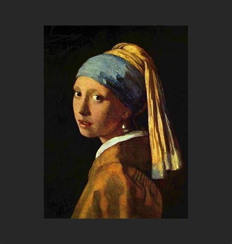 cuisine brun johannes vermeer la fille à la perle home photo deco com