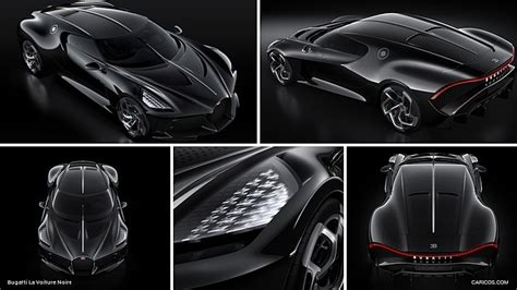 The aim was not to have the most. Bugatti La Voiture Noire Old - Supercars Gallery