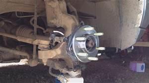 Daily Log - 2008 Chevy Uplander Bearing Installation