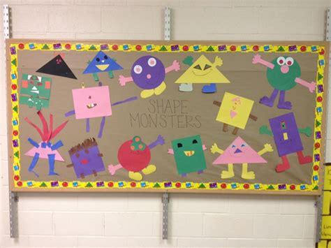 bulletin board ideas preschool shapes bulletin boards 467