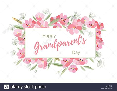 Grandma And Grandpa Stock Vector Images