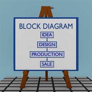 Block Graph With Arrow Stock Illustration  Illustration Of