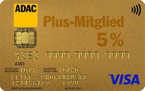 adac kreditkarte gold mit weltweit  tankrabatt