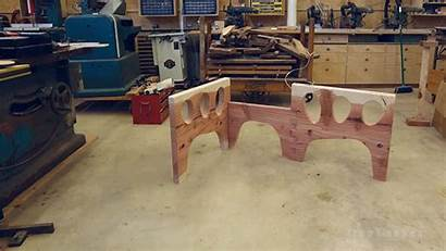 Woodworking Projects Chair Motion Stop Process Woodworker