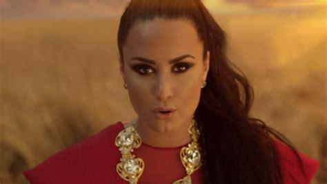 "Demi Lovato & Dj Khaled's Uplifting Song ""i Believe"" Has"