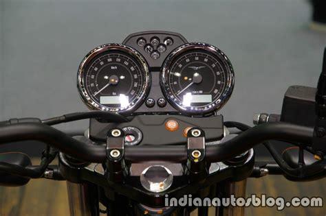 Gambar Motor Moto Guzzi V7 Ii by Moto Guzzi V7 Ii Instrumentation At Thai Motor Expo