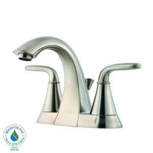Pfister Pasadena Kitchen Faucet Bronze by Pfister Pasadena 4 In 2 Handle Bathroom Faucet In Tuscan