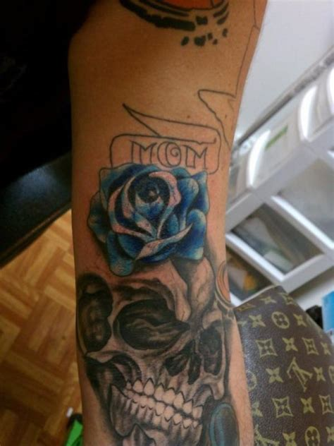 banner flower tattoos images pictures tattoos hunter