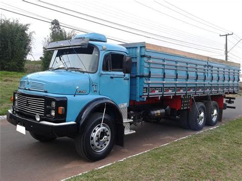 caminhao mb truck clasf