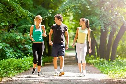 Walking Foot Exercise Friends Movements Medatrio