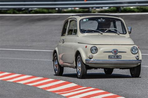 Fiat 500 History by Fiat 500 Still Influencing Design History 60 Years On
