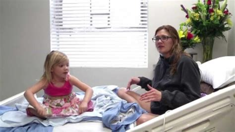 Woman Meets Heart Donor After Rare Surgery Performed At