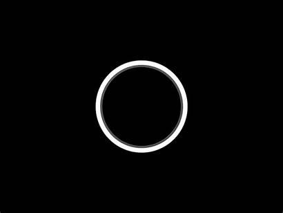 Ring Circle Spinning Animation Wave Thinking Icon
