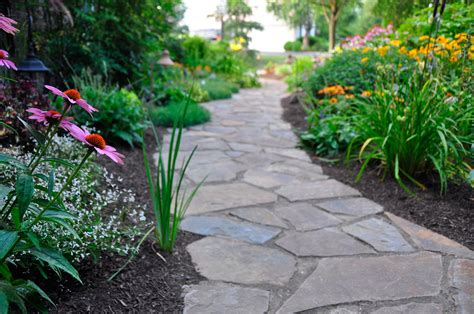 garden walkways walkways pathways in chester county naturescapes landscaping of paoli