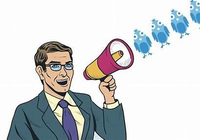 Social Network Echoing Interesting Reporters Journalist Digital