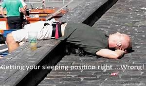 getting your sleeping position right health and fitness With bad sleeping positions