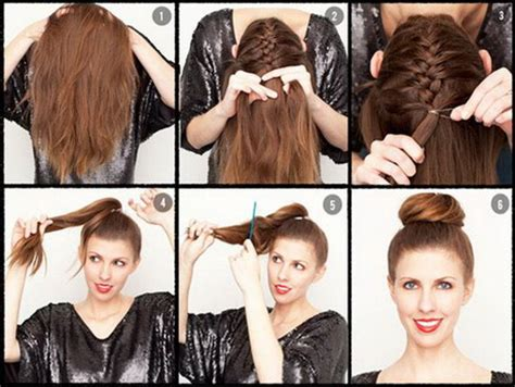frisuren alltag anleitung frisuren f 252 r den alltag