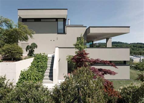 house  zurich  meier architekten facade house house