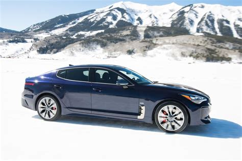 Official 2019 Kia Stinger Gt Atlantica Limited Edition