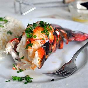 Cooking with Manuela: Grilled Lobster Tail with White Wine ...