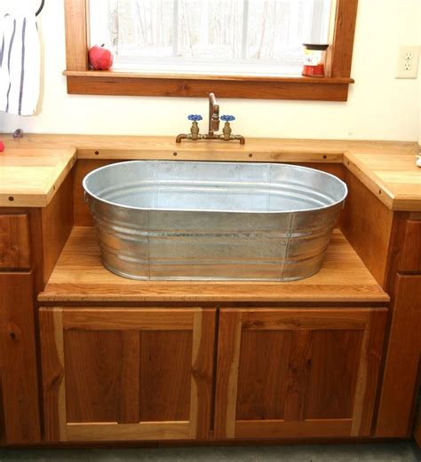 picture of kitchen sink best 25 laundry sinks ideas on small laundry 4193