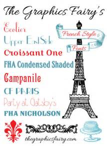 French Style Fonts Free